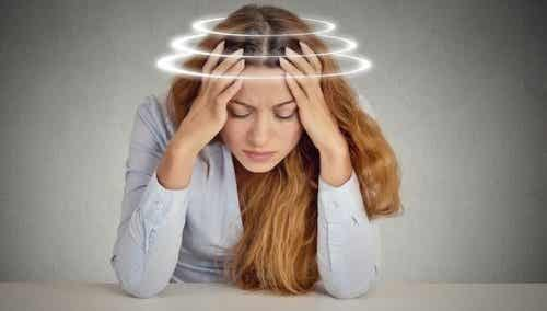 How to Solve Frequent Dizziness Caused by Anxiety