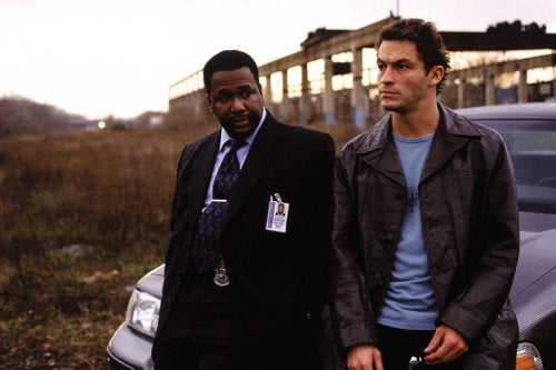 Scene from The Wire.