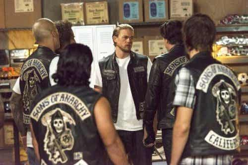 Sons of Anarchy and a Culture of Violence