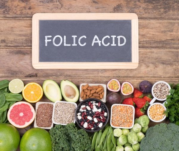 Folic acid.