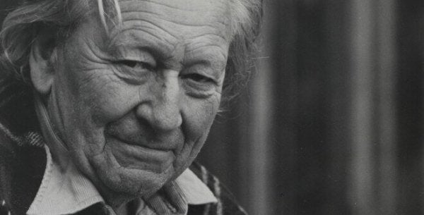 Gregory Bateson, originator of the double bind theory.