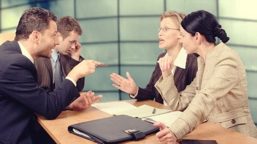 Assertiveness at work helps in negotiations.