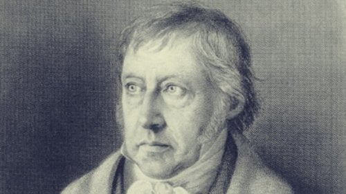 Georg Hegel.