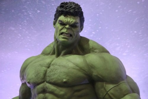 A still of the Hulk.