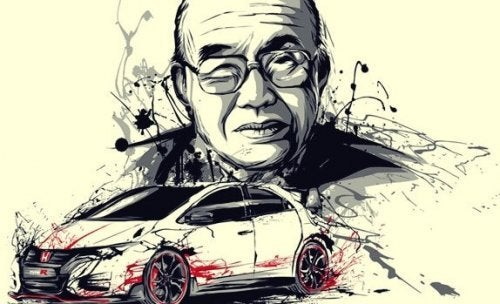 The Extraordinary Story of Soichiro Honda