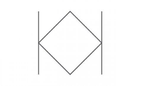 Geometric Gestalt image.