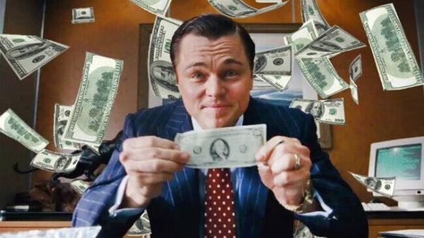 The Wolf of Wall Street: Ambition and Power