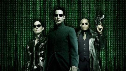 The Matrix characters.