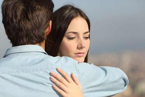 Distrust in a Romantic Relationship