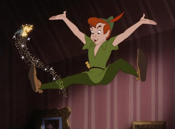 Peter Pan, the Story of the Boy Who Didn't Want to Grow Up