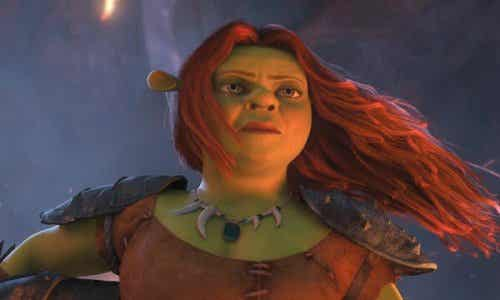 Princess Fiona is Her Own Heroine