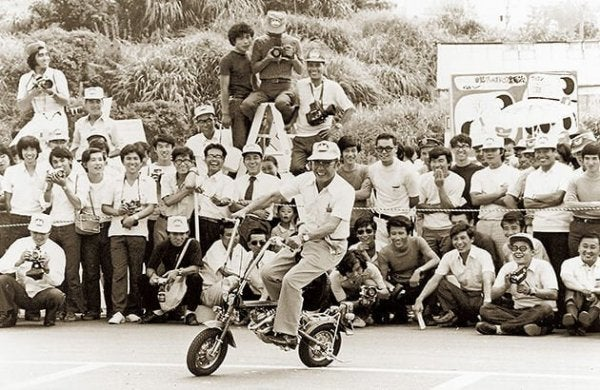 soichiro honda and his team