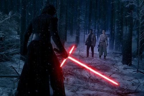 Star Wars Dark Side.