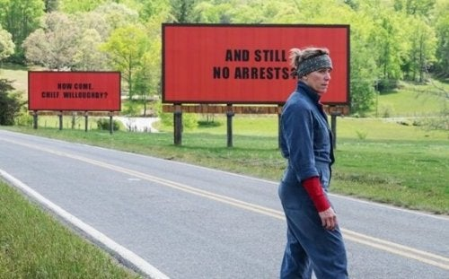 Three Billboards Outside Ebbing, Missouri: The Anger Within Pain