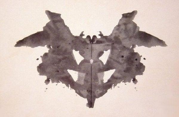 The Rorschach test.