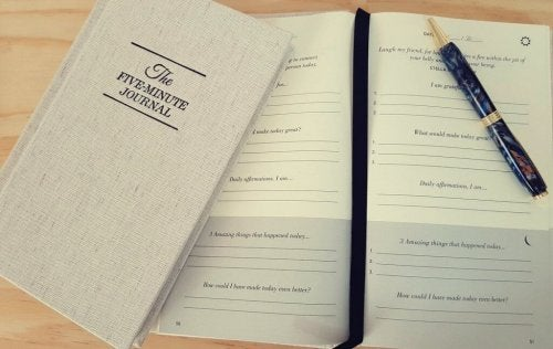 The original five-minute journal.