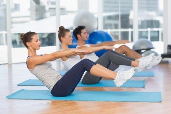 5 Pilates Exercises for Beginners