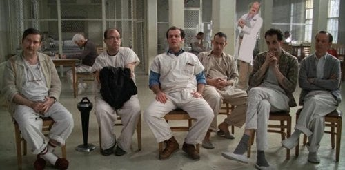One Flew Over the Cuckoos Nest film.