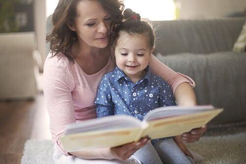 The Benefits of Reading to Little Children