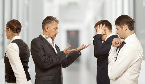 Work conflict.