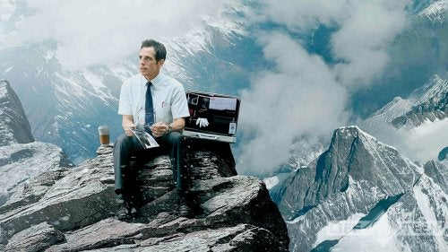 The Secret Life of Walter Mitty still.