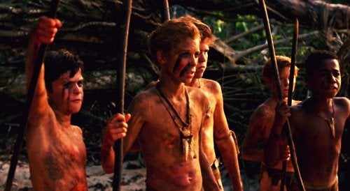 Lord of the Flies: Creating a Society
