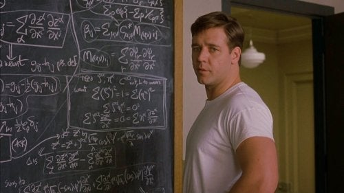 A Beautiful Mind.