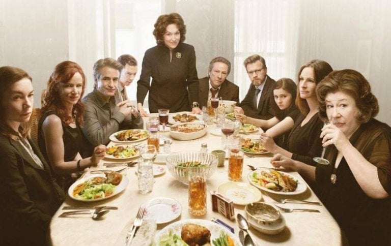 August: Osage County: Family and Psychological Damage
