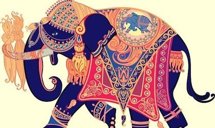 The Beautiful Story of the Elephant That Lost its Wedding Ring