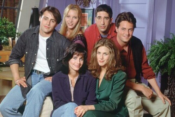 How Friends Defined a Generation