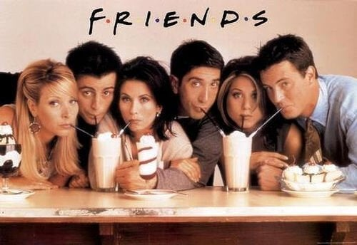 Friends defined a generation.