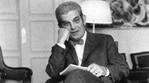 Jacques Lacan became famous with the Aimée case.