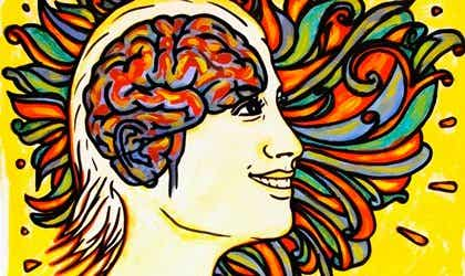 Happiness is Located in Your Left Brain Hemisphere