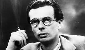 Aldous Huxley picture.