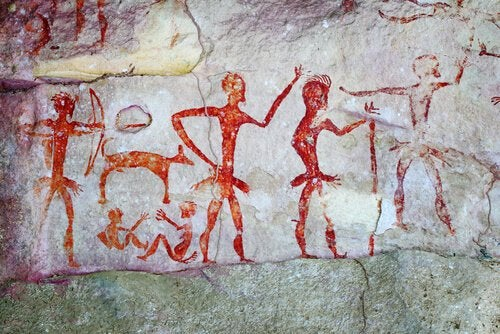 Historical novels as cave paintings.