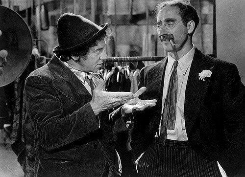 Top 5 Groucho Marx Quotes