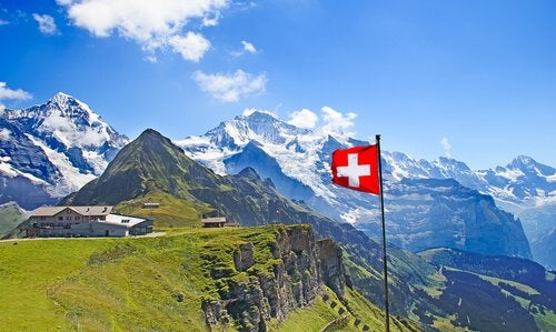 Switzerland was ranked as the number one most resilient country.