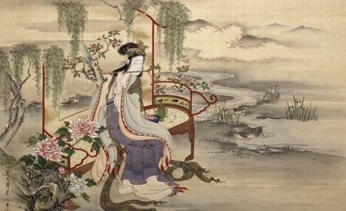 The Dance of the Forest Spirits: A Beautiful Japanese Fable