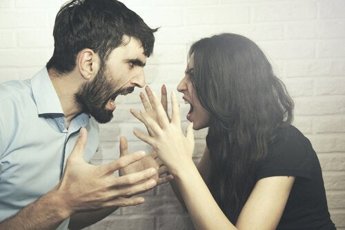Anger may make you fight with your partner.