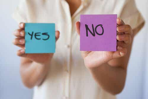 Why is it Important to Learn to Say No?
