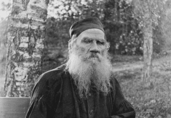 Leo Tolstoj.