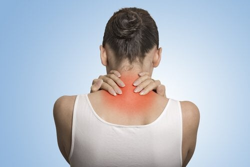 Neck pain is one of the most common physical symptoms of depression.