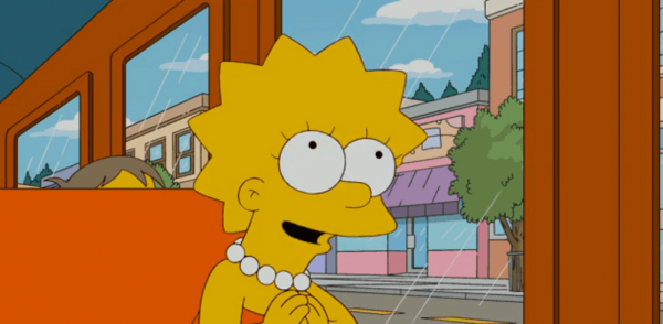 Lisa Simpson: The Burden of Being Smart