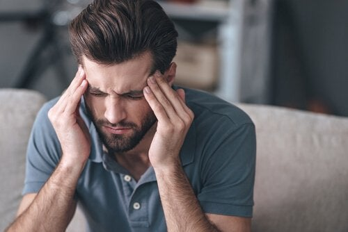 Stress is a factor that can cause a tension headache.