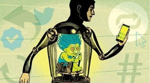 Internet Trolls and Their Aggression
