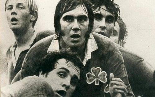 Nando Parrado was part of the Uruguayan rugby team.