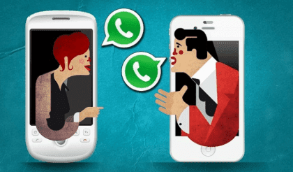 The WhatsApp Couple: Messaging in Relationships