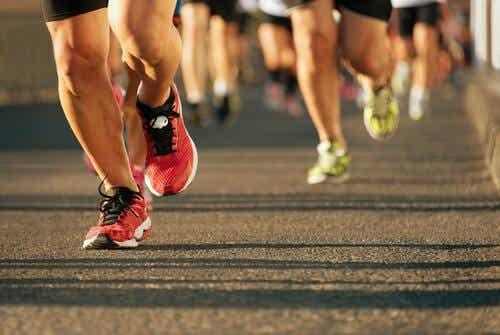 Running a Marathon: Mind Over Matter