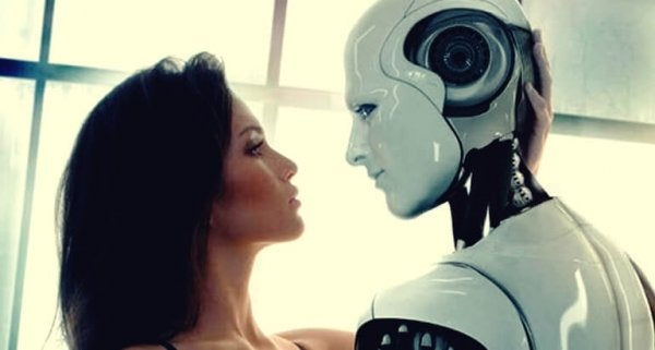 Man Plus Robot: Romance and Artificial Intelligence