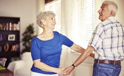 The Benefits of Dance in Old Age